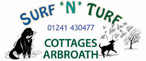 Self catering accommodation in Arbroath